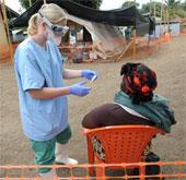 Dịch Ebola đang tăng kinh khủng
