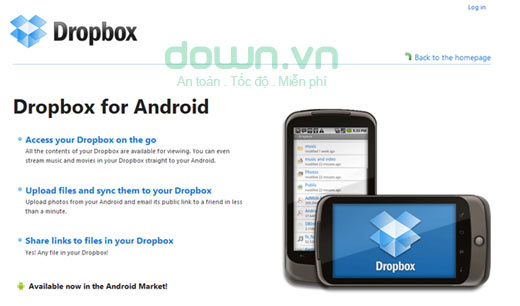 Những ứng dụng trong điện thoại Android mới (P2)
