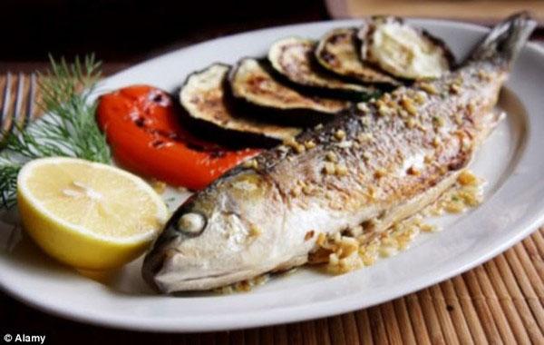 Lý do bạn nên ăn ít nhất một bữa cá mỗi tuần