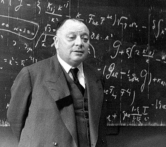 Wolfgang Pauli và hiện tượng Viễn di sinh học vĩ mô