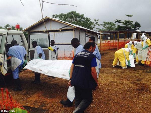 WHO ban bố tình trạng khẩn cấp toàn cầu về Ebola
