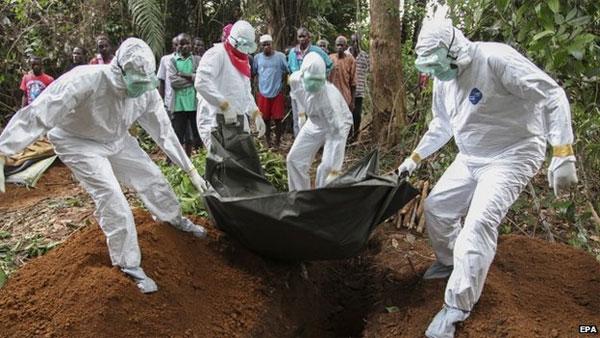 Tìm ra bệnh nhân nhiễm Ebola đầu tiên