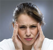 Mẹo hay chữa nhức đầu
