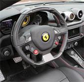 Ferrari được cấp bằng sáng chế hệ thống lái chính xác hơn