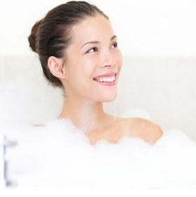 Những việc nên và không nên làm trong lúc tắm, gội