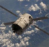 Video: Phi thuyền châu Âu tiếp nhiên liệu cho trạm không gian