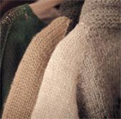Vải len tự làm sạch