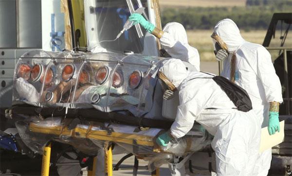 Lịch sử vũ khí sinh học và nguy cơ của Ebola