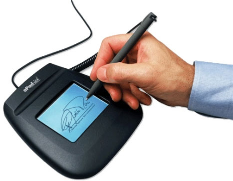 Chữ ký điện tử của bạn sẽ không đủ độ dài như yêu cầu.