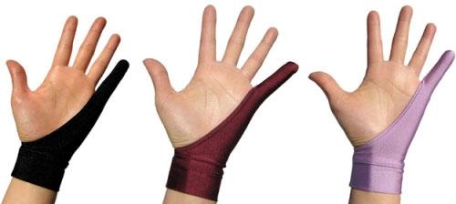 Găng tay xỏ ngón