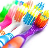 5 lỗi thường gặp khi đánh răng