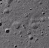 Sự thật về bóng người kỳ lạ trên Mặt trăng