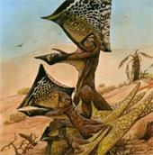 Phát hiện thêm loài thằn lằn bay mới