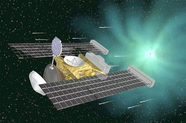 Lần đầu thu thập hạt bụi ngoài hệ mặt trời