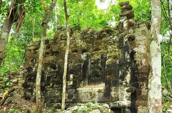 Phát hiện thành phố cổ đại của người Maya trong rừng