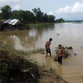 Lũ lụt, sạt lở đất nghiêm trọng tại Nepal gây thương vong lớn