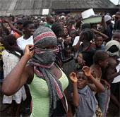 Trung tâm cách ly bị tấn công, 17 bệnh nhân nhiễm Ebola mất tích