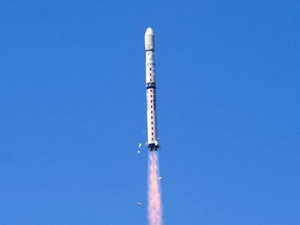 Trung Quốc phóng vệ tinh quan sát Trái Đất Cao Phân-2