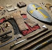 Soi vũ khí của các binh sĩ Anh từ thế kỷ 11 đến nay