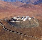 Đài quan sát thiên văn ở Chile