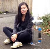 Cô bé Việt kiều 17 tuổi lọt vào chung kết cuộc thi khoa học của Google