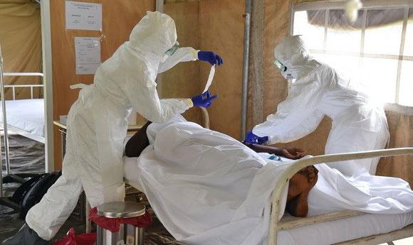 USAID kêu gọi tăng cường hiểu biết của người dân về dịch Ebola