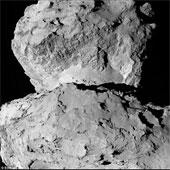 Danh sách 5 điểm có thể đáp trên sao chổi