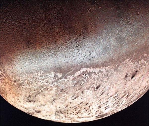 10 bức ảnh đẹp nhất của tàu du hành liên hành tinh