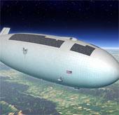 Viễn cảnh khí cầu thay thế vệ tinh