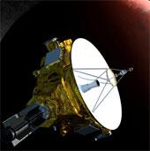 Tàu vũ trụ NASA đang trên đường đến Diêm Vương Tinh