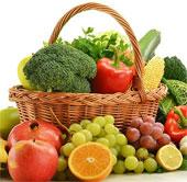 Rau quả giúp chúng ta trông hấp dẫn hơn trong mắt người khác
