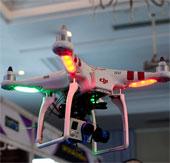 Lý do vận chuyển bằng drone chưa thể hiện thực hóa