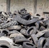 Biến lốp xe cũ thành vật liệu sản xuất pin Li-ion
