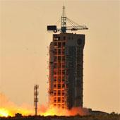 Phóng hai vệ tinh bằng một tên lửa