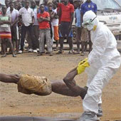 Bệnh Ebola có thể chữa bằng máu của nạn nhân sống sót?
