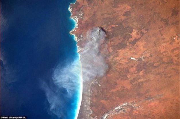 Những bức ảnh tuyệt đẹp được chụp từ trạm ISS