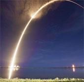 Phóng thành công tên lửa mang vệ tinh AsiaSat 6 vào quỹ đạo