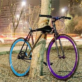 Những phát minh độc đáo hỗ trợ người đi xe đạp