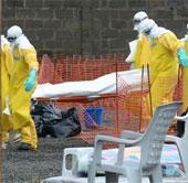 Đã có ít nhất 2.296 người chết vì dịch bệnh Ebola
