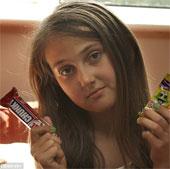 Trẻ kiềm chế cơn thèm ngọt ăn tốt hơn người lớn