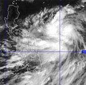 Xuất hiện cơn bão mới trên biển Đông