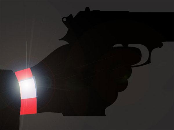 Thiết bị đeo tay phòng chống bạo lực