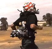 Mỹ chế tạo ba lô phản lực hỗ trợ binh lính