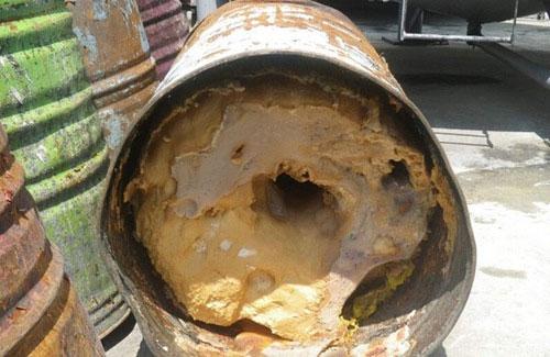 Sản phẩm từ dầu ăn thải loại xuất hiện tại Việt Nam