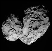 "Tàu Philae sẽ đáp lên ""đầu"" sao chổi 67P/Churyumov-Gerasimenko"