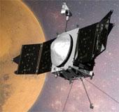 Tàu vũ trụ Maven của Nasa đã tiếp cận sao Hỏa