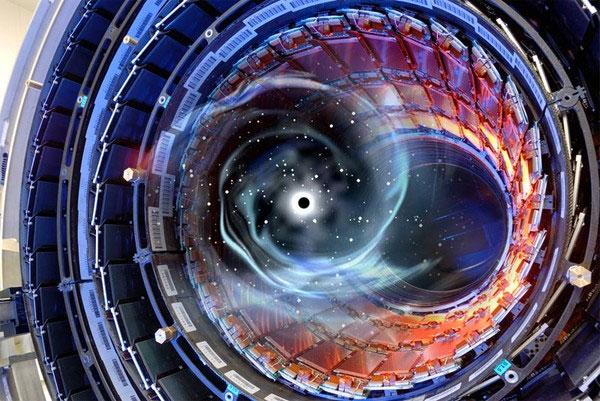 Chúng ta bị hố đen nhân tạo nuốt chửng