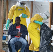 Cảnh báo của Mỹ: Sẽ có hơn 1,4 triệu người nhiễm Ebola