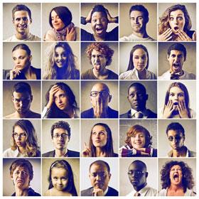 Vì sao khuôn mặt con người không ai giống ai?
