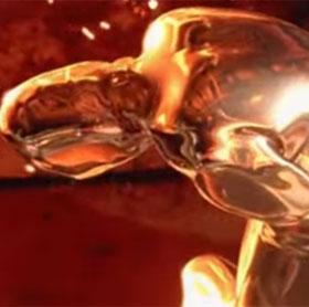 Các nhà khoa học phát triển thành công kim loại lỏng biến hình